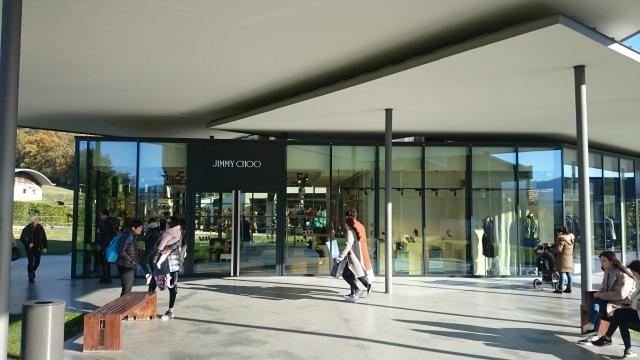 ザ・モールの新設店舗